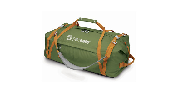 Pacsafe Duffelsafe AT80 olive/khaki
